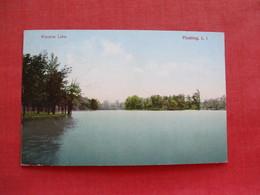 Kissene Lake Flushing - New York > Long Island.  Ref 3276 - Long Island