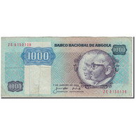 Billet, Angola, 1000 Kwanzas, 1984-01-07, KM:121a, TB - Angola
