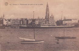 CARTOLINA - POSTCARD - BELGIO - ANVERS - PANORAMA DU PORT ET DE LA RADE - Antwerpen