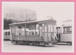 Photographie - TRAMWAY - Machine 200 - 1960 - N°  53 - Trains