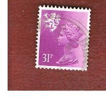 GRAN BRETAGNA (UNITED KINGDOM) - SG S51 REGIONAL ISSUES - 1984 SCOTLAND: QUEEN ELIZABETH 31 - USED° - Regionali