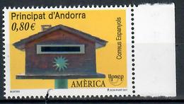 ANDORRA  SPAGNOLA 2011 - U.P.A.E.P. UNIONE POSTALE- MNH ** - Andorra Spagnola
