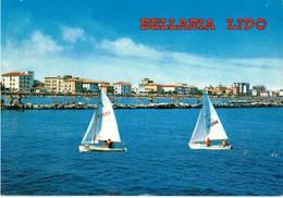 BELLARIA LIDO  - ALBERGHI E SPIAGGIA - (RN) - Rimini