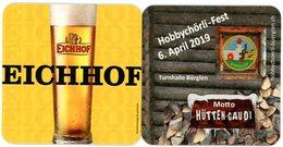 Schweiz. Luzern.Eichhof. Hobbychörli-Fest 6. April 2019. Turnhalle Bürglen. Motto Hütten-Gaudi. Switserland. Suisse. - Portavasos