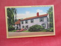 Bowne House Flushing   New York > Long Island  .  Ref 3276 - Long Island