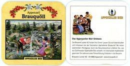 Schweiz. Appenzeller Bier. Appenzell Brauquöll. Die Brauerei Locher AG Fordert Ihre Sinne! Lassen Sie Sich Beeindrucken. - Sous-bocks