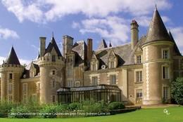 Courcelles-de-Touraine (37)- Château Des Sept Tours (Edition à Tirage Limité) - France
