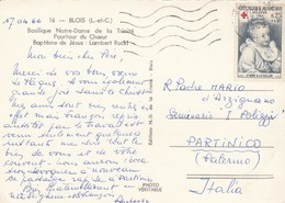 FRANCIA  /   ITALIA - Card _ Cartolina - France
