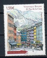 ANDORRA  FRANCESE 2013 - ARTE - QUADRI - DIPINTO DI BANDRY - MNH ** - Andorra Francese