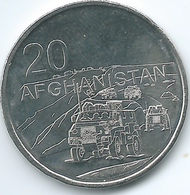 Australia - Elizabeth II - 20 Cents - 2016 - Afghanistan - Monnaie Décimale (1966-...)
