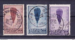 België 1932 Nr 353/55 G, Zeer Mooi Lot Krt 3503, KOOPJE ,   Zie Ook Andere Mooie Loten - Belgique