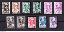 België 1935 Nr 411/18 G ,zeer Mooi Lot K 506, KOOPJE ,   Zie Ook Andere Mooie Loten - Collections (sans Albums)