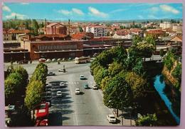 TREVISO - Piazza Stazione - Train Station - Bahnhof - Place De La Gare   Vg  V2 - Treviso