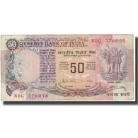 Billet, Inde, 50 Rupees, KM:84c, TTB - Inde