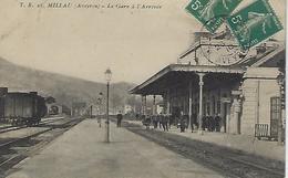Millau-la Gare à L'arrivée - Millau