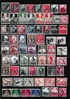 Duitse Rijk Kleine Verzameling Gestempeld, Zeer Mooi Lot 4167 - Timbres