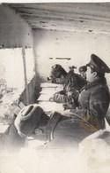 UKRAINE. #1519 A PHOTO. MILITARY. SOLDIERS, ARTILLERY. *** - Proyectores De Cine
