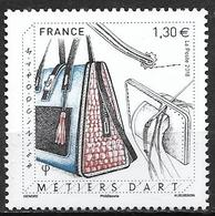 France 2018 N° 5209 Neuf Métiers D'art, Faciale +10% - France