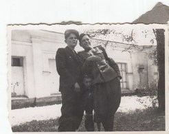 UKRAINE. #1521 A PHOTO. MILITARY. SHUT, SMILES. *** - Proyectores De Cine