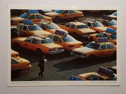 Yellow Cabs In Queens (gelaufen 1999, Schweiz), H21 - Taxis & Droschken
