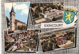 25-EXINCOURT- MULTIVUES - Autres Communes