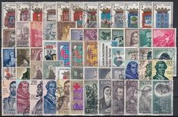 ESPAÑA 1963 Nº 1481/1540 USADO 60 SELLOS - España