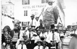 25-VILLERS-LE-LAC- CARNAVAL , LA FRATERNITE ( FANFARE ) - France