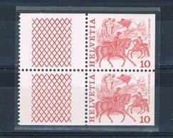 Switzerland 633 MNH Pair Horse Race 1977 (S1135) - Switzerland