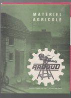 Le Mottier (38 Isère) (matériel Agricole) Catalogue  ARGOUD (CAT 1378) - Publicités