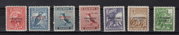#L30 Great Britain Lundy Island Puffin Stamp 1953 Coronation Cat #86-92. - Local Issues
