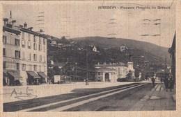 BRESCIA-PIAZZALE ARNALDO DA BRESCIA-CARTOLINA VIAGGIATA IL 16-3-1929 - Brescia