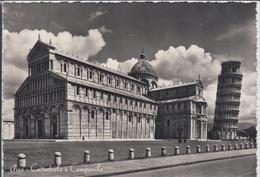 PISA - Cattedrale E Campanil   NV - Pisa