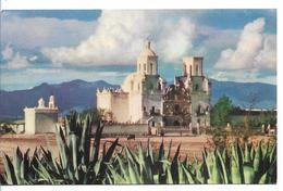 ARIZONA SAN XAVIER DEL BAC  MISSION TUCSON  1957 - Tucson