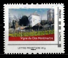 Collector J'aime Le 18ème 2013 : Vignes Du Clos Montmartre. - France