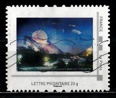 Timbre Personnalisé : Futuroscope De Poitiers. - France