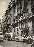 -gds Formats -ref-Y838- Paris -  32 Rue Hamelin - Hotel Farnèse - Hotels - Autocars - Voitures - Transports - - Arrondissement: 16