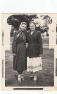 UKRAINE. #1537 A PHOTO. FRIEND ON MEMORY. GIRLS. ZHELTOYARY, TUZLA. *** - Proyectores De Cine