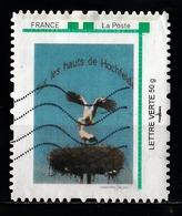 Timbre Personnalisé : Sur Les Hauts De Hochefeld. - France