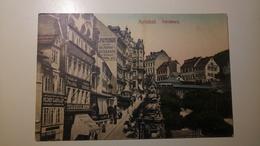 Česká Republika - Karlsbad Schloßberg - Deutschland? 1900-1920? - Repubblica Ceca