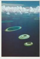 C.P. - MALDIVES - IHURU - VABINFARU - 23/58 - MICKAEL FRIEDEL - Maldives