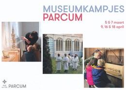 AK Belgien Parcum Museumkamp Jes 2019 - Museen