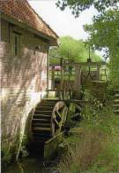 SINT-JORIS-WINGE / Tielt-Winge (Vlaams-Brabant) - Molen/moulin - De Gempemolen Na De Restauratie Met Houten Bovenslagrad - Tielt-Winge
