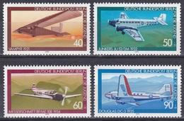 Deutschland Germany Berlin 1979 Transport Luftfahrt Aviation Flugzeuge Aeroplanes Junkers Messerschmitt, Mi. 592-5 ** - Berlin (West)