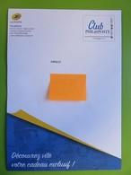Philaposte - Enveloppe Pré Timbrée International 250 G - Club Phil@poste - 2019 - Prêts-à-poster: TSC Et Repiquages Semi-officiels