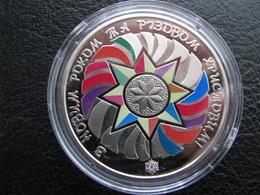 New Year Holidays 2018 , Ukraine 2018 Coin , 5 UAH - Ukraine