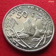 French Polynesia 50 Francs 2005 KM# 13 Polynesie Polinesia - French Polynesia