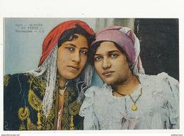 SCENES ET TYPES MAURESQUES CPA BON ETAT - Argelia
