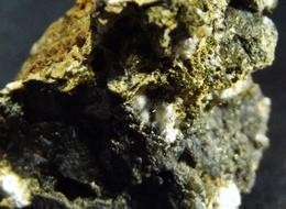 Dundansite On Matrix ( 2 X 1.5 X 1.5 Cm) San Giovanni Mine  - Iglesias - Sardegna - Italy - Mineralen