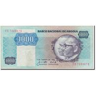 Billet, Angola, 1000 Kwanzas, 1984-01-07, KM:121a, TTB - Angola
