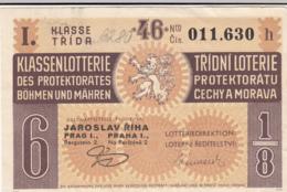 Böhmen U. Mähren - Böhmen Und Mähren